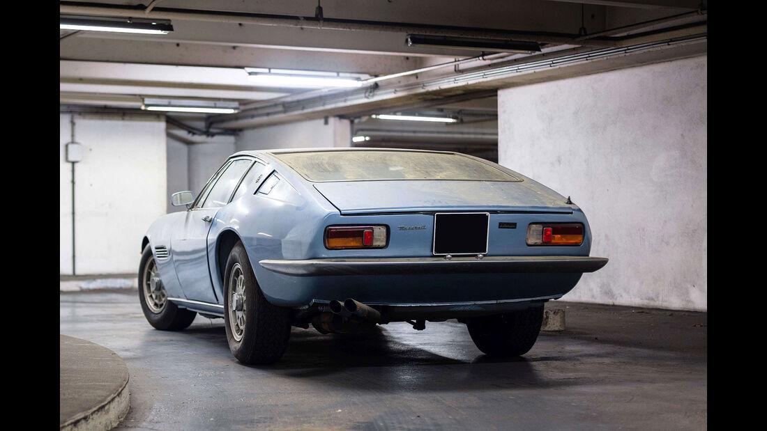 Maserati Ghibli 4.7 (1969)