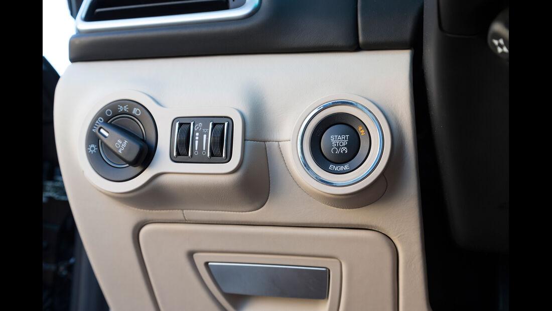 Maserati Ghibli Diesel, Temperaturregler