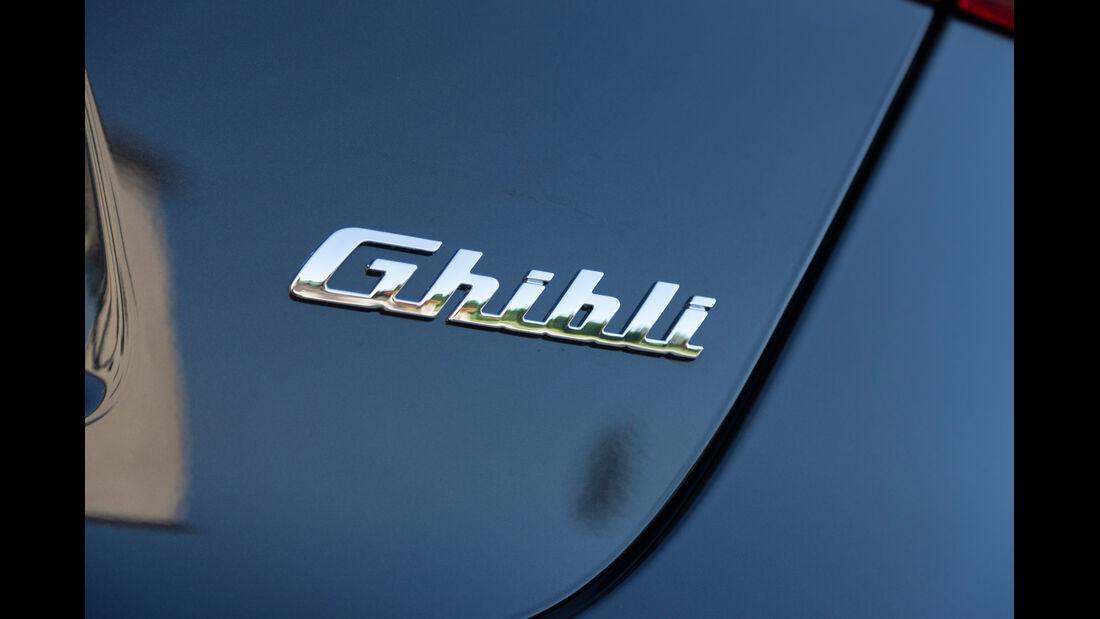 Maserati Ghibli Diesel, Typenbezeichnung