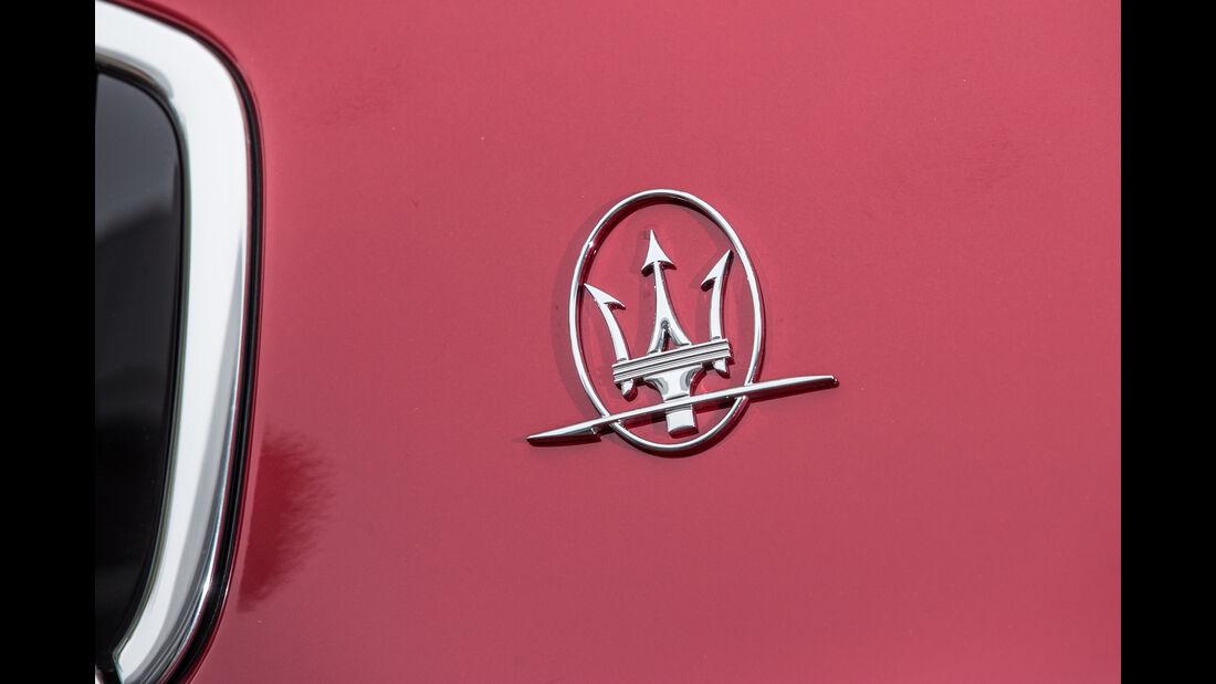 Maserati Ghibli, Dreizack
