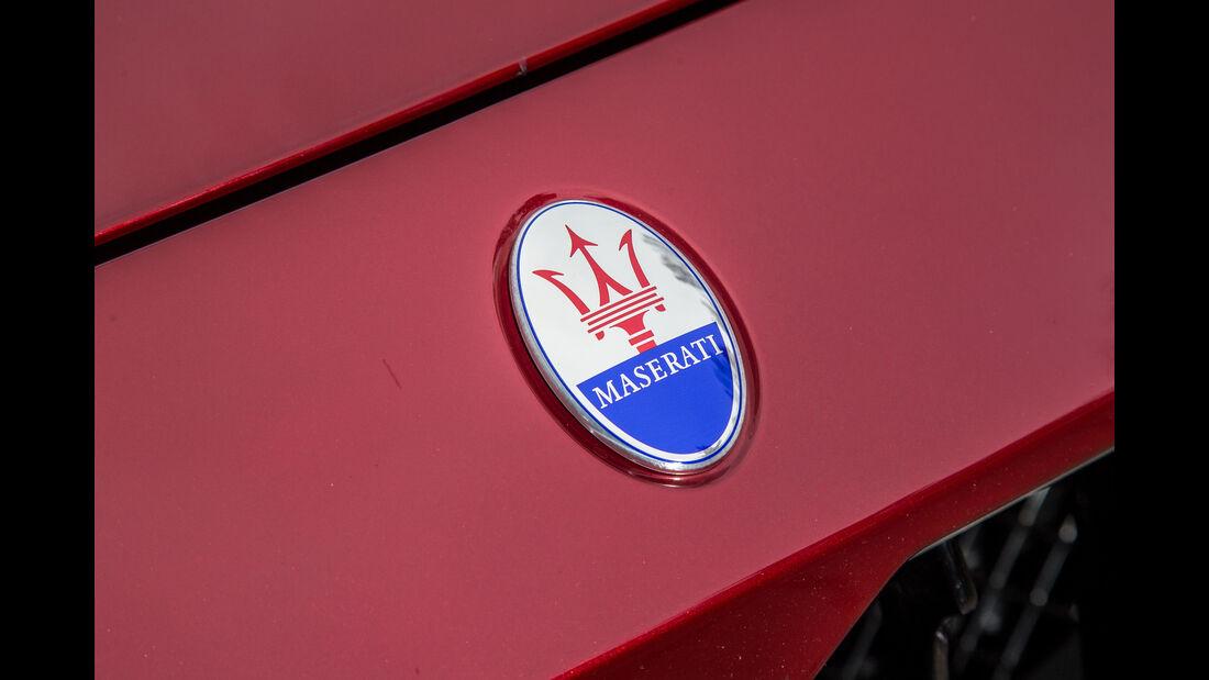 Maserati Ghibli, Emblem