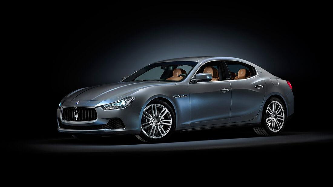 Maserati Ghibli Ermenegildo Zegna Edition Concept
