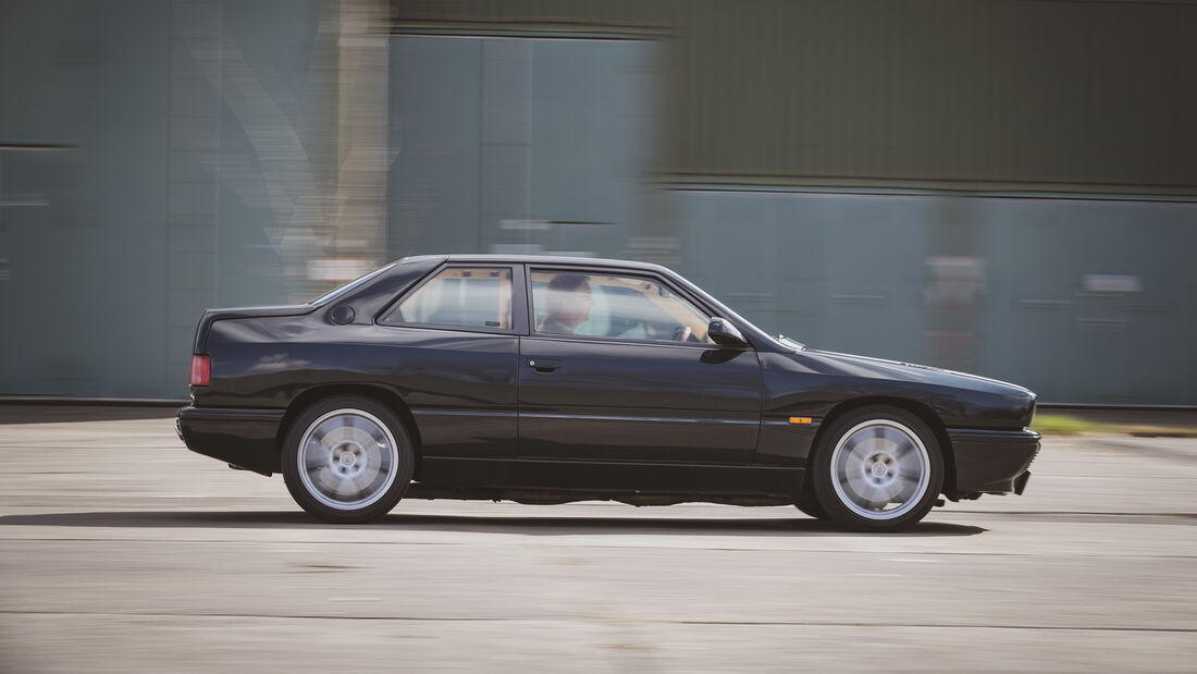 Maserati Ghibli II 2.0, Exterieur