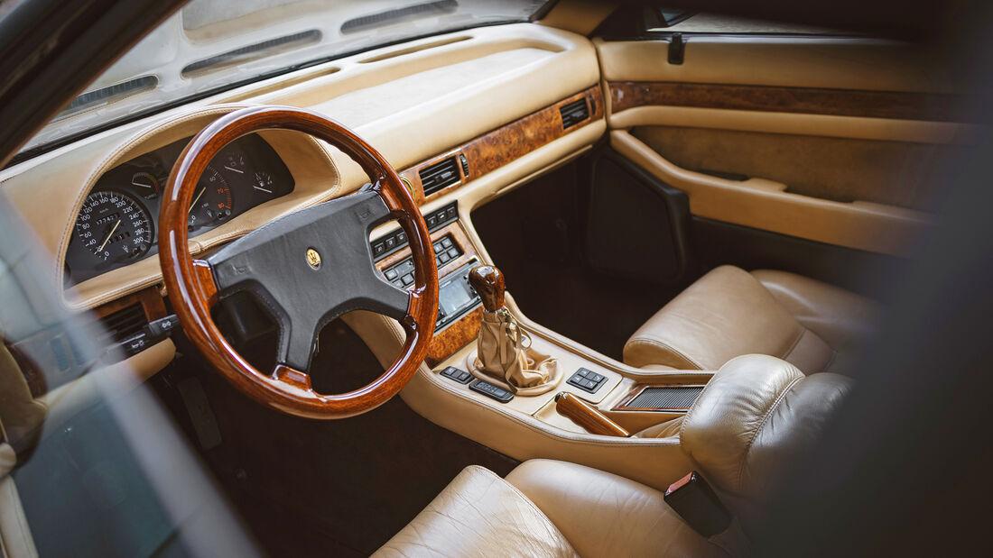 Maserati Ghibli II 2.0, Interieur