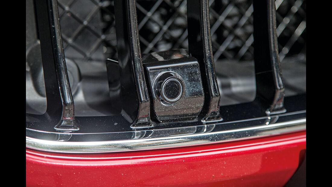 Maserati Ghibli, Kamera