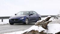 Maserati Ghibli S Q4, Allrad