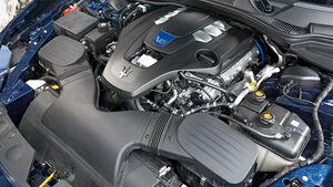 Maserati Ghibli S Q4, Motor