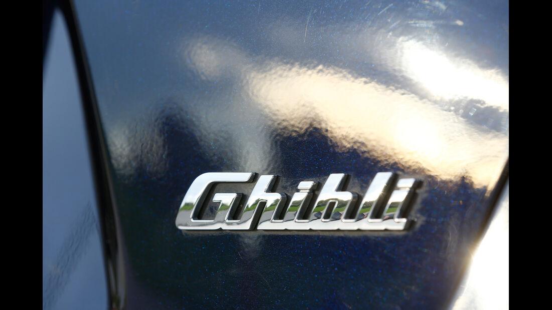 Maserati Ghibli S Q4, Typenbezeichnung
