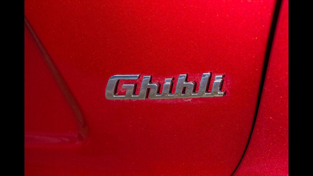 Maserati Ghibli, Typenbezeichnung