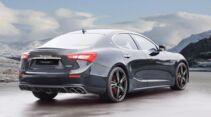 Maserati Ghibli von Mansory