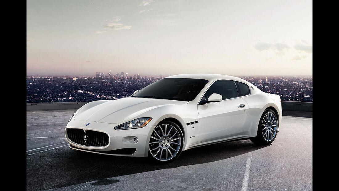 Maserati Gran Tourismo Automatik