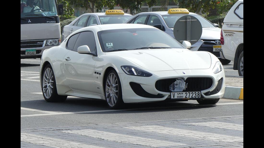 Maserati Gran Turismo - Carspotting - GP Abu Dhabi 2018