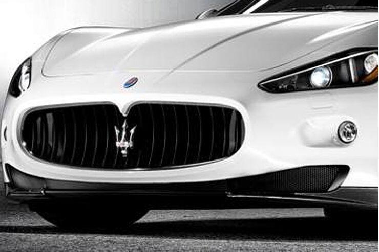Maserati Gran Turismo MC Sport Line