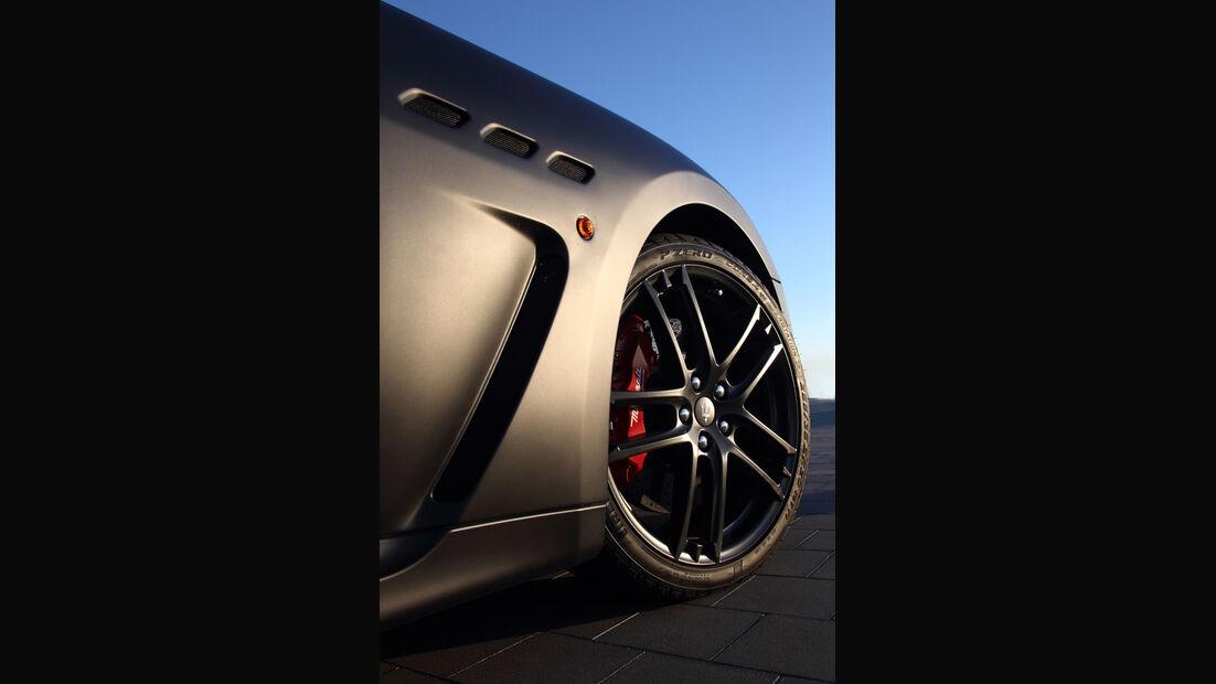 Maserati Gran Turismo MC Stradale Detail