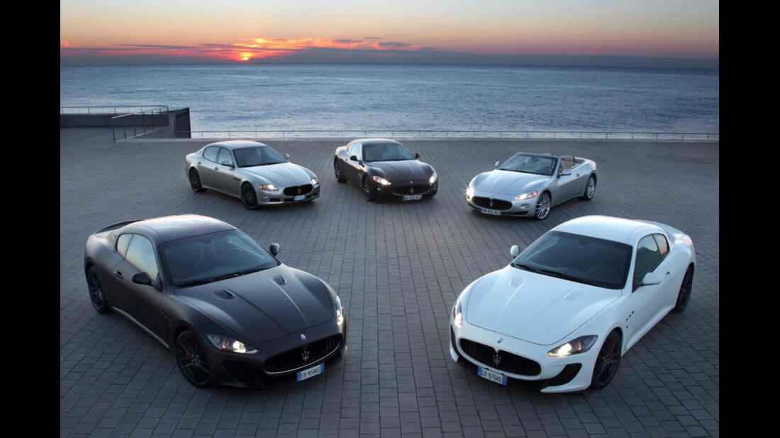 Maserati Gran Turismo MC Stradale Felge