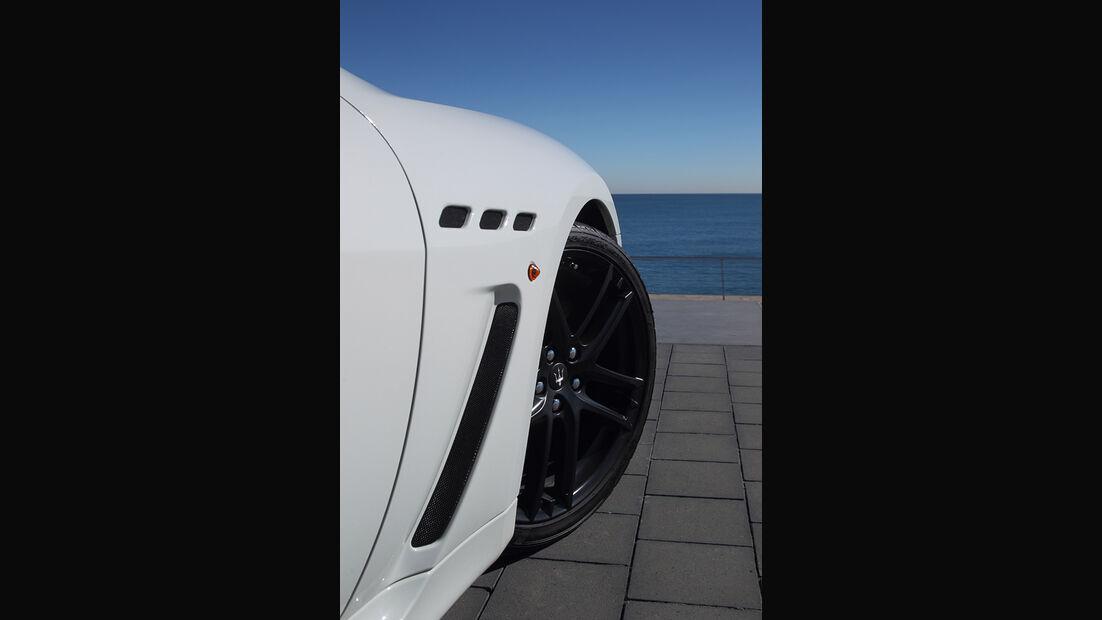 Maserati Gran Turismo MC Stradale, Felge, Detail
