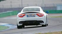 Maserati Gran Turismo MC Stradale, Heckansicht