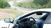 Maserati Gran Turismo MC Stradale, Seitentür, Cockpit