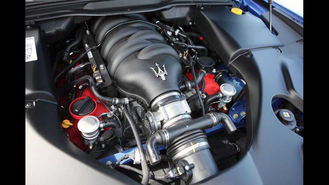 Maserati Gran Turismo Sport, Motor