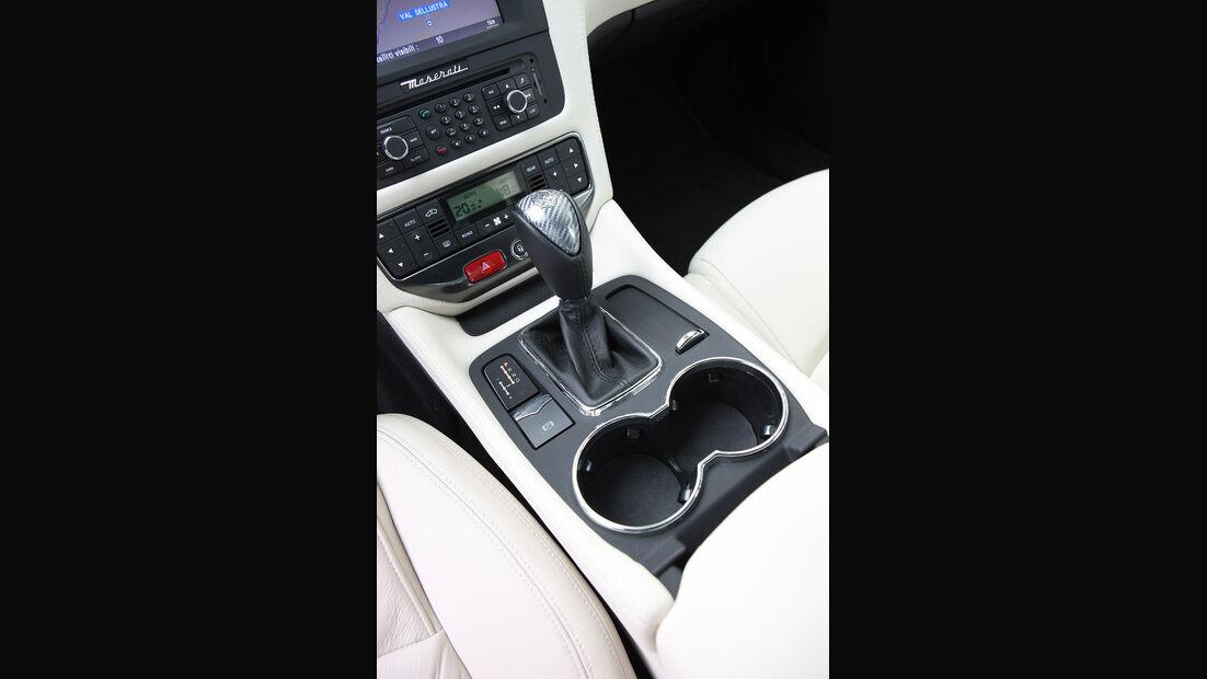 Maserati Gran Turismo Sport, Schalthebel, Gangschaltung