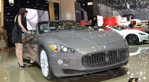 Maserati GranCabrio Sport Auto-Salon Genf 2012