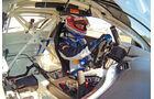 Maserati GranTurismo MC, Cockpit, Renncockpit
