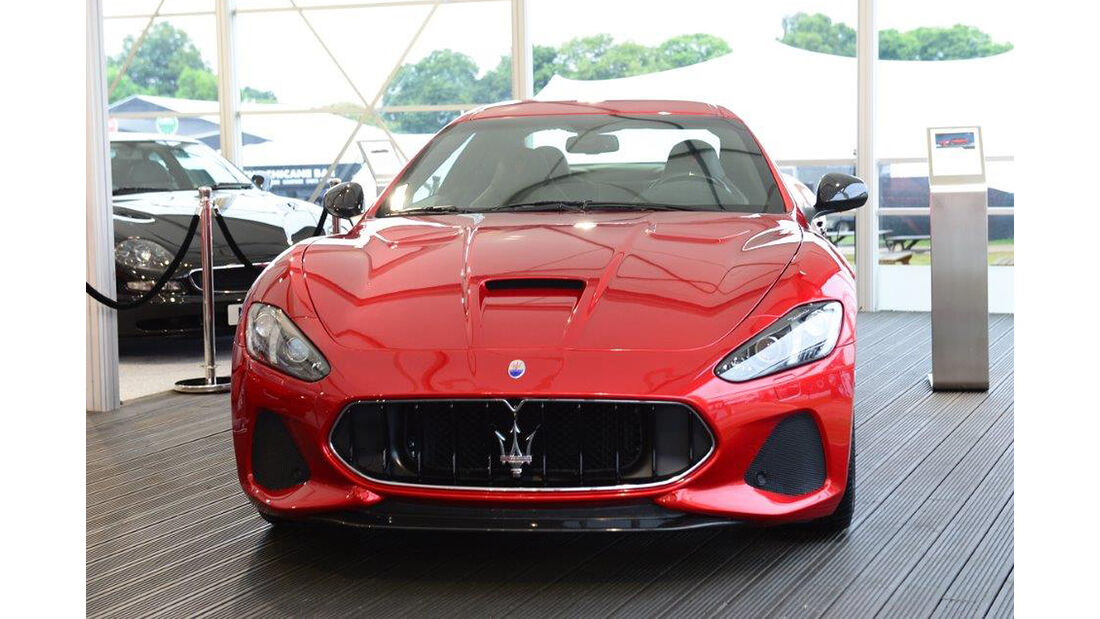 Maserati GranTurismo MC FL (Goodwood 2017)