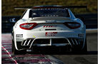 Maserati GranTurismo MC, Heckansicht, Heckspoiler