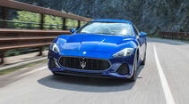 Maserati GranTurismo - Serie - Coupes bis 150000 Euro - sport auto Award 2019