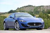 Maserati GranTurismo Sport, Frontansicht
