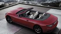 Maserati GrandCabrio Sport