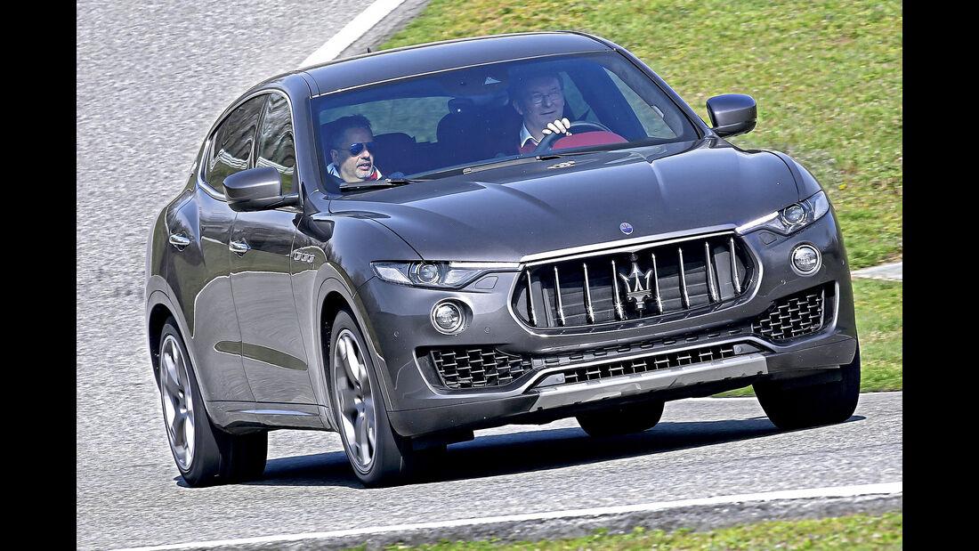Maserati Levante, Best Cars 2020, Kategorie K Große SUV/Geländewagen