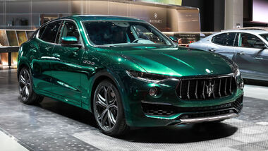 Maserati Levante One of One Antinori