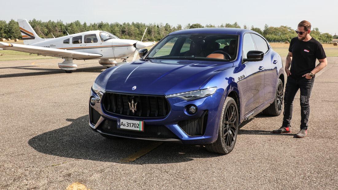 Maserati Levante Trofeo Fahrbericht Aufmacher