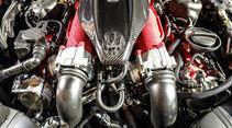 Maserati Levante Trofeo V8 Fahrbericht
