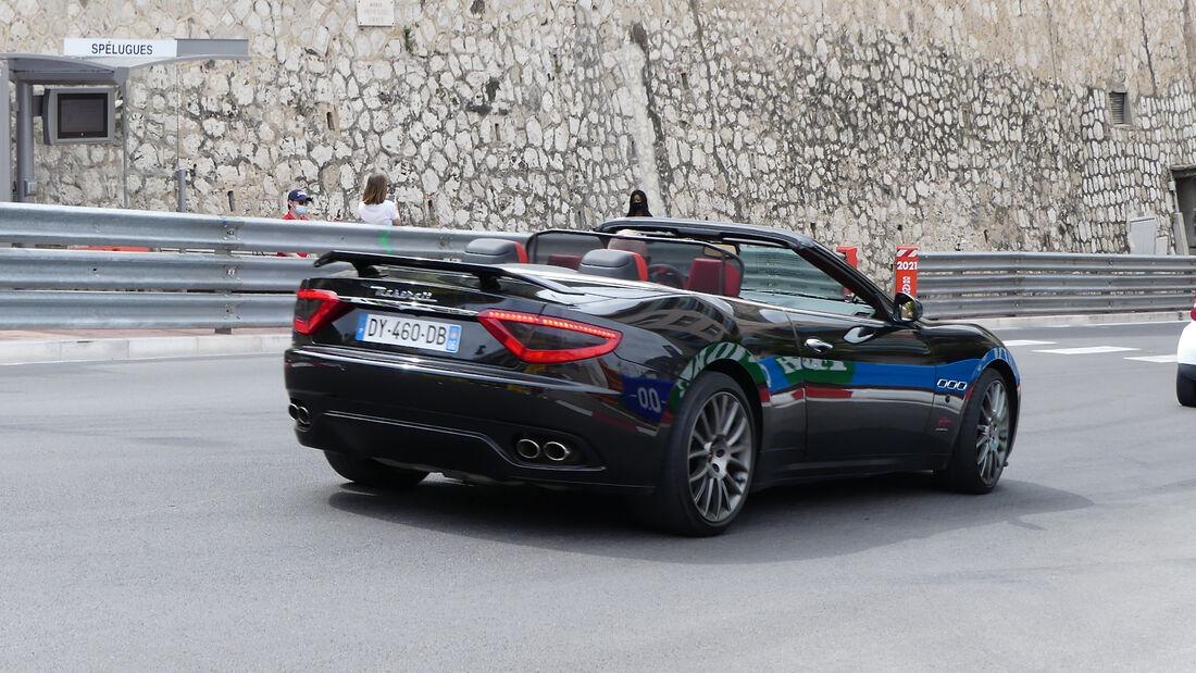 Maserati - Luxusautos - Formel 1 - GP Monaco - 21. Mai 2021