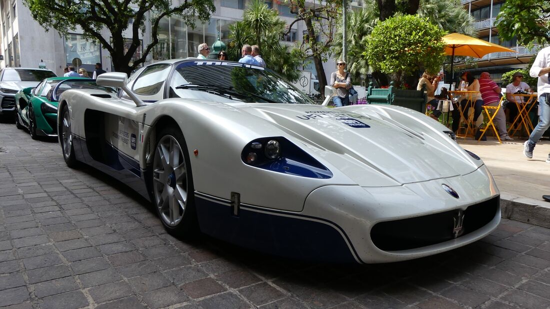Maserati MC 12 - Carspotting - GP Monaco 2019