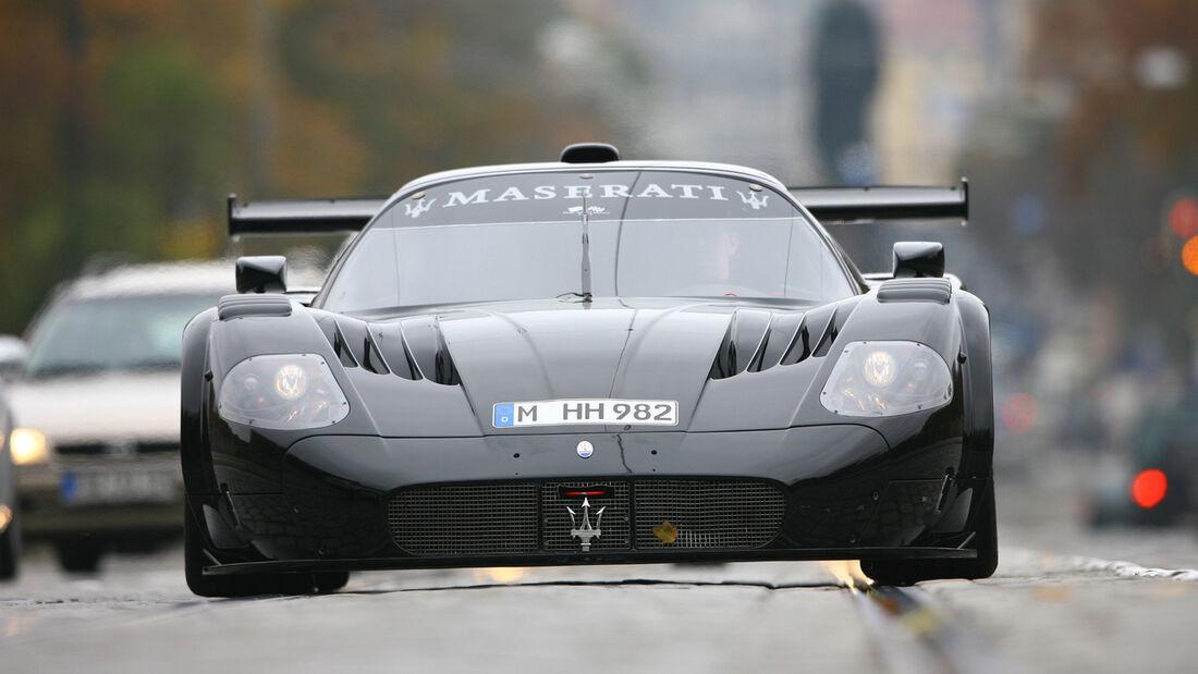 Maserati MC12 - Straßenmodell