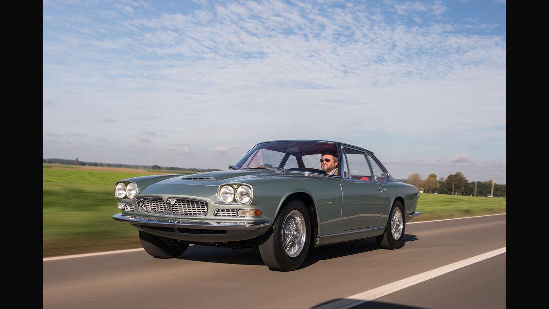 Maserati Mexico Coupé Frua