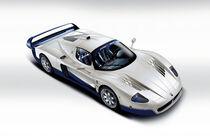 Maserati Modell Historie