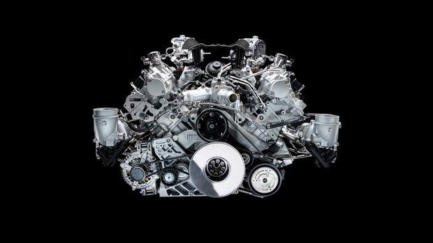 Maserati Nettuno Motor MC 20 Supersportwagen