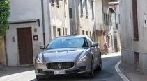 Maserati Quattroporte A Q4, Frontansicht