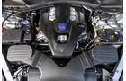 Maserati Quattroporte A Q4, Motor