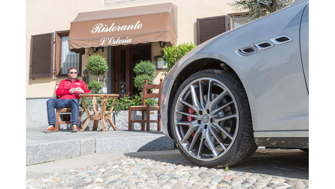 Maserati Quattroporte A Q4, Rad, Felge, Cafe