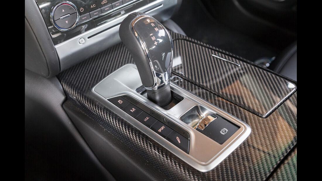 Maserati Quattroporte A Q4, Schalthebel, Schalknauf