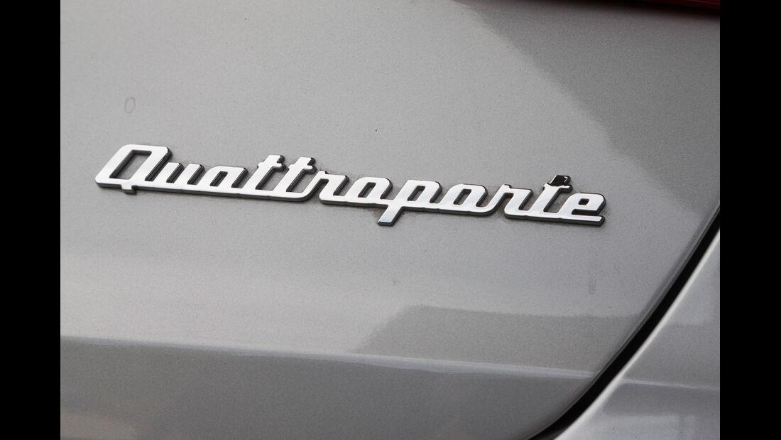 Maserati Quattroporte A Q4, Typenbezeichnung