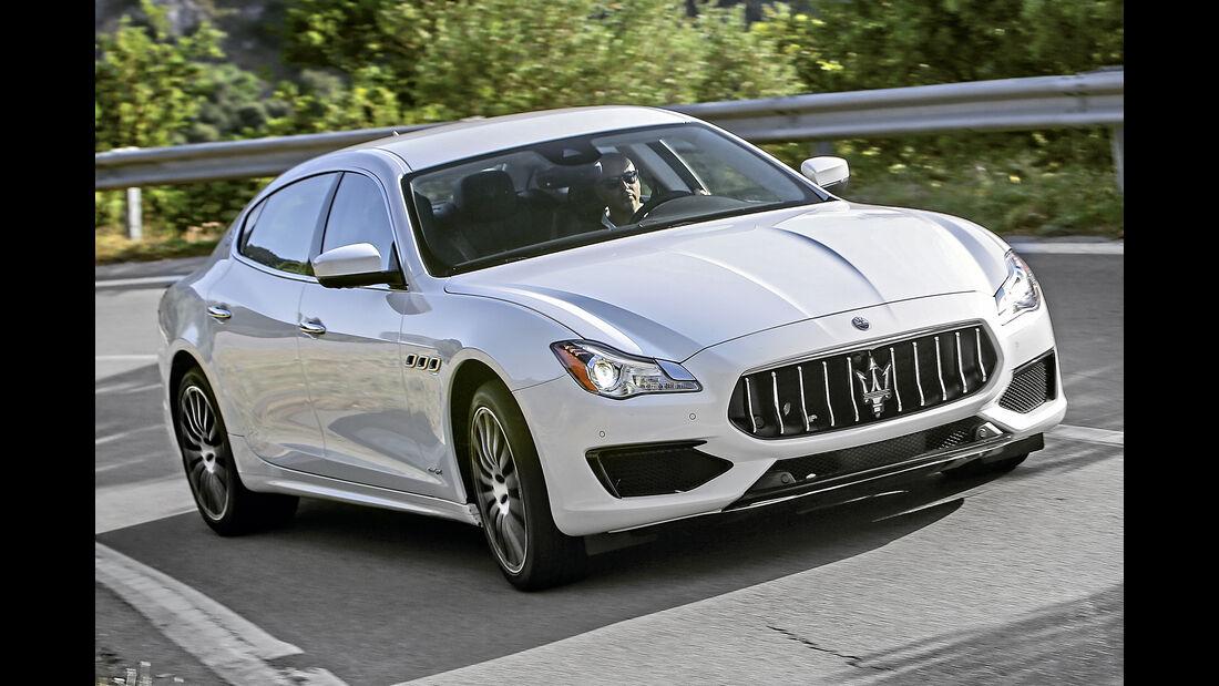Maserati Quattroporte, Best Cars 2020, Kategorie F Luxusklasse