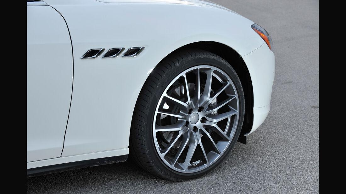 Maserati Quattroporte Diesel, Rad, Felge