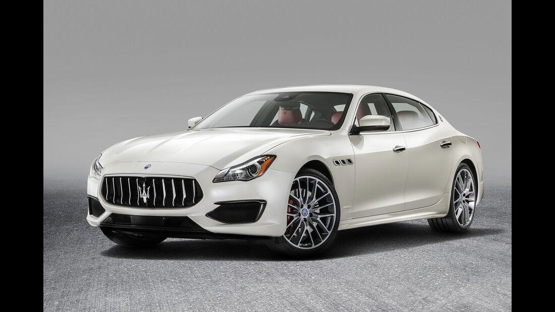 Maserati Quattroporte Facelift 2016