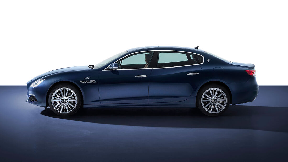 Maserati Quattroporte GT 2022